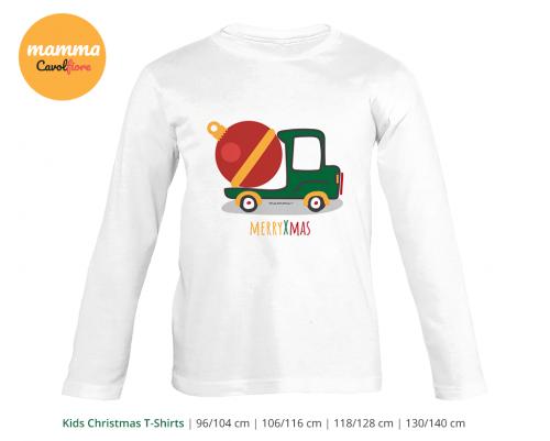 Μπετονιέρα - Μακρυμάνικο μπλουζάκι - Χριστούγεννα 100% Cotton
