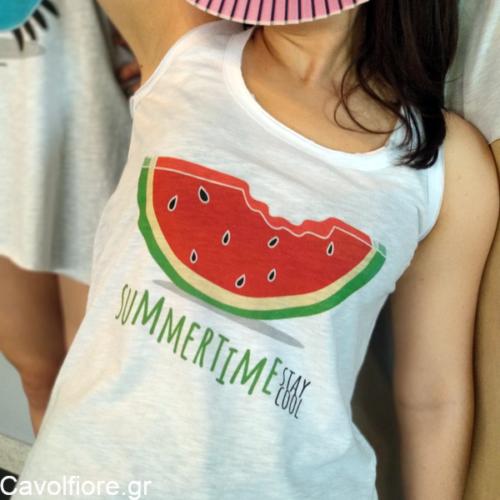 Γυναικείο μπλουζάκι - ΚΑΡΠΟΥΖΙ